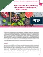 Envelhecimento saudável, exercício físico, nutrientes estimulantes e a biogÊNESE MITOCONDRIAL.pdf
