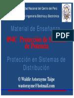 Sistemas de protección