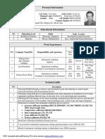 Pourjafari Resume