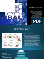 TRATAMIENTO DE   AGUAS  IBAL.pptx