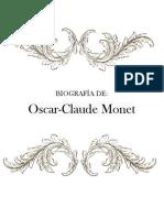 Biografía de Monet.docx