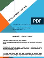 DERECHO CONSTITUCIONAL UTEA.pptx