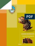 CHANCHAMAYO PROYECTO DE INVESTIGACION