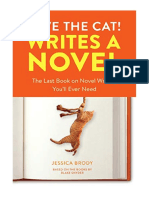 [2018] Save the Cat! Writes a Novel by Jessica Brody | The Last Book On Novel Writing You'll Ever Need | Ten Speed Press