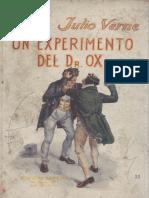 julio verne - experimento del dr ox