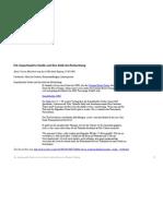 Die Geparquattro-Studie und ihre kritische Betrachtung