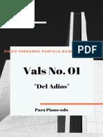 Vals Del Adios