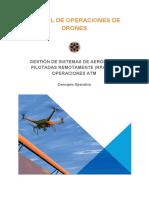 Manual de Operaciones de Drones