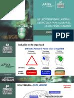 Taller Internacional Neuroseguridad Laboral Safestar