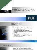 RAID Groups VS Storage Pools.pptx