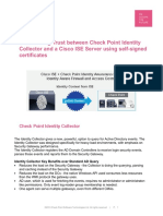Check Point and ISE Intergration White Paper