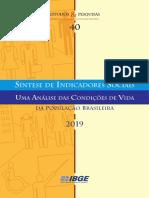 Síntese de Indicadores Sociais (IBGE, 2019).pdf