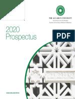 MA in Muslim Cultures Prospectus 2020.pdf