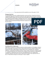 City Manager's Status and Info Report Dec. 6, 2019