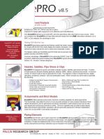 NozzlePRO Brochure 2012