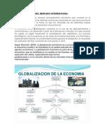 Trabajo Comportamiento Del Mercado Internacional