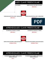 APRENDIZAJES CLAVE PREESCOLAR basta!!.pptx