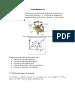 Documento pra estudo - valvulas expansão.pdf
