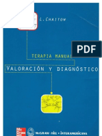 Fisioterapia.terapia Manual-Valoracion y Diagnostico - Chaitow