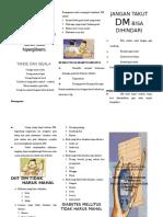 leaflet DM irit