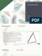 Instrumentos Organología.pptx