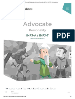 Romantic Relationships | Advocate Perso...ty (INFJ-A - INFJ-T) | 16Personalities.pdf