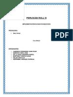 Imprimir Peruvian Rolls