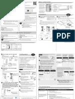Daikin-Wireless-LAN-Connecting-Adapter-Installation-Manual