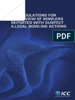 Illegal-Bowling rule