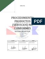 PROCEDIMIENTO PRODUCTOS(SERVICIOS)  NO CONFORMES.docx