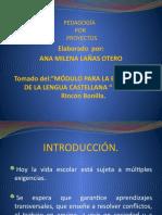43926243 Pedagogia Por Proyectos