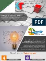 Oferta de servicios +MKT 2019