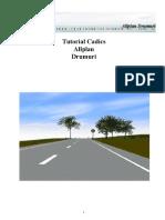 Tutorial Cadics Allplan-Drumuri