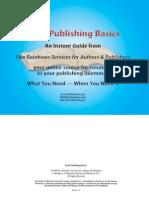 Book Publishing Basics