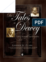 De Tales a Dewey. Gordon H. Clark
