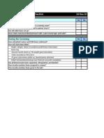 OGTT Screening Execution Checklist 24Nov10