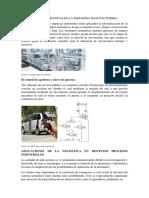Aplicaciones Neumáticas en La Industria Manufacturera