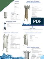 Selection of Filter Bag Housings
