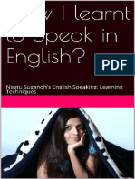 How I Learnt to Speak in Englis - Neetu Sugandh UserUpload.net