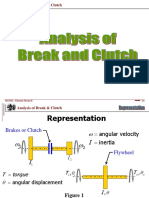 II. Brake & Clutch_Ch 2 Analysis.ppt