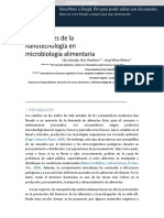 Applications of nanotechnology in food microbiology ES.docx