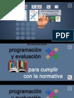 Mesa 6 Programacion y Evaluacion ABN