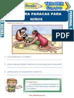 Cultura Paracas Para Niños Para Tercer Grado de Primaria