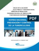 Norma Nacional de Tuberculosis Parte I