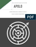 Proyecto de inversión APOLO
