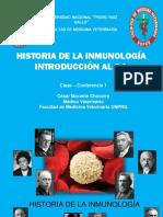 Clase 1 Historia de la Inmunologia - Introducción al S.I..ppt
