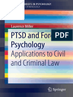 PTSD and Forensic Psychology