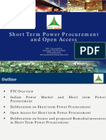 Short Term Power Procurement - Md. Zeyauddin