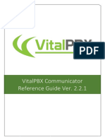 Vital p Bx Communicator Guide