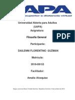 Tarea I de filosofia general UAPA.docx